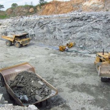 Single Axle Purchased for Mining Operation in Sierra Leone