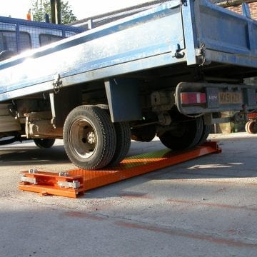 Portable Weigh Beams