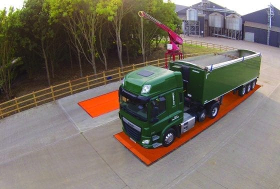 double weighbridge