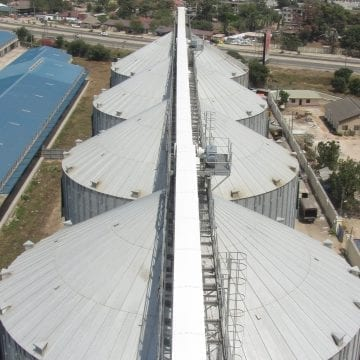 Farming - Grain Storage