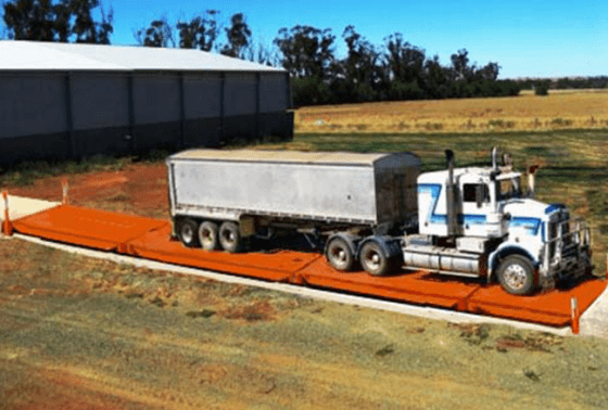 Multi-Deck Weighbridge