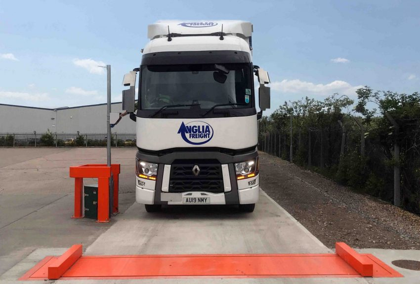 Single Axle Weighbridge - Maximise Load for Freight & Transport Management